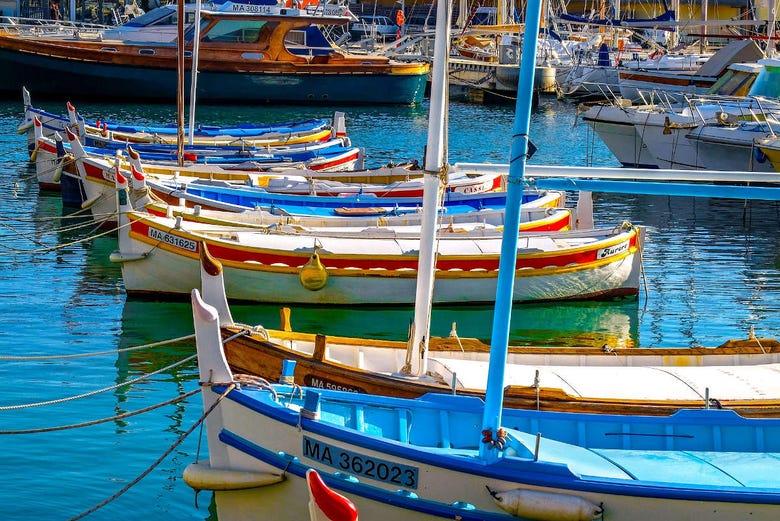 Visite de Marseille, Cassis et Aix-en-Provence