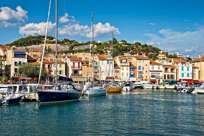 ,Excursión a Cassis,Tour por Marsella