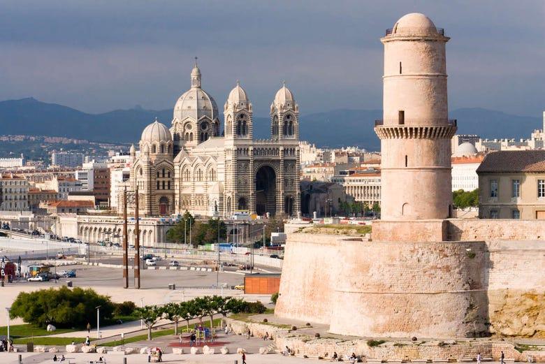Free tour dans Marseille. C'est gratuit !