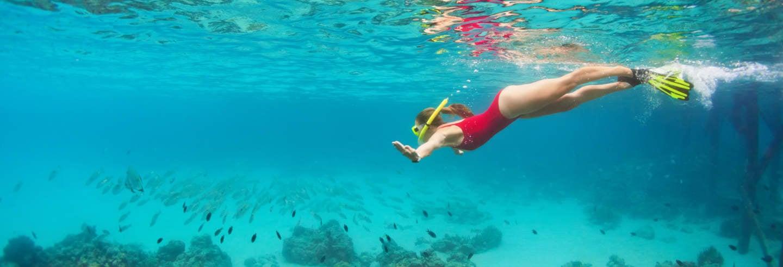 Senderismo y snorkel en la costa de Marsella