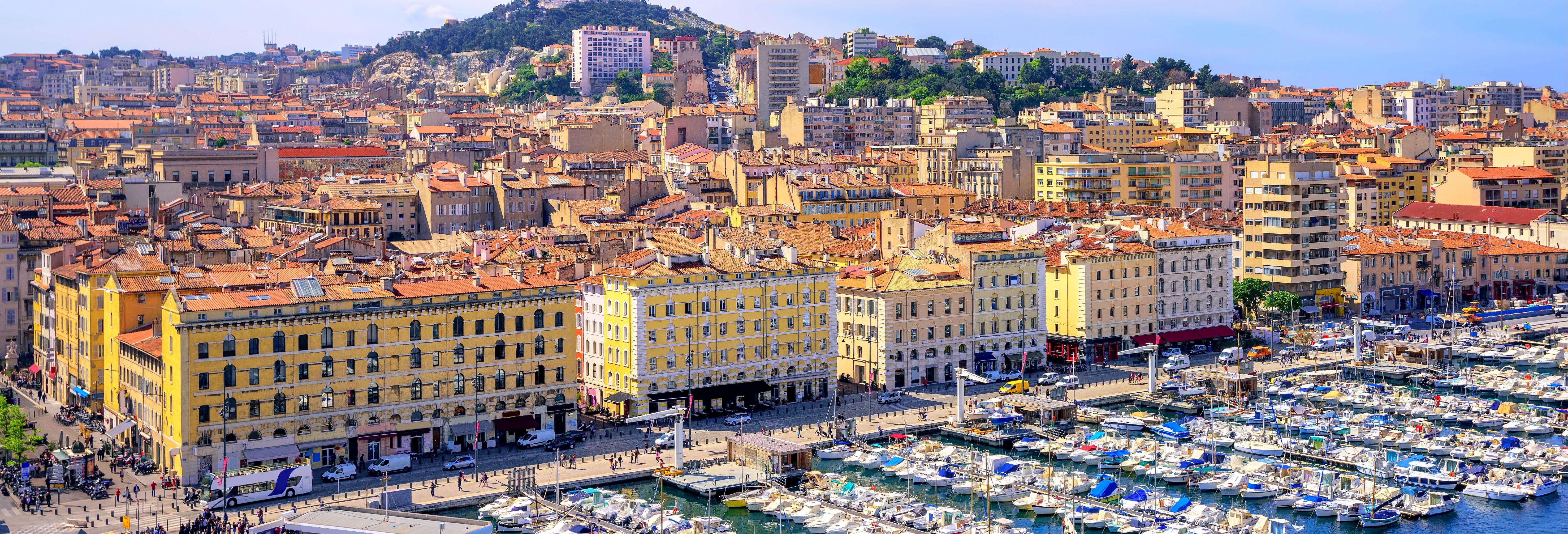 Tour privado por Marsella con guía en español