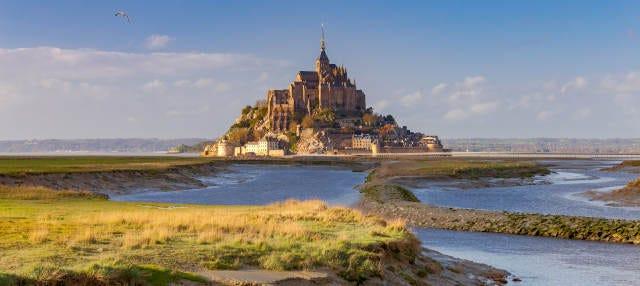 Entrée à l'abbaye du Mont-Saint-Michel sans file d'attente