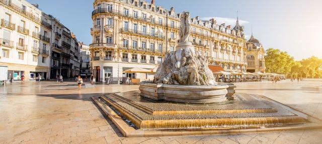 Free tour por Montpellier ¡Gratis!