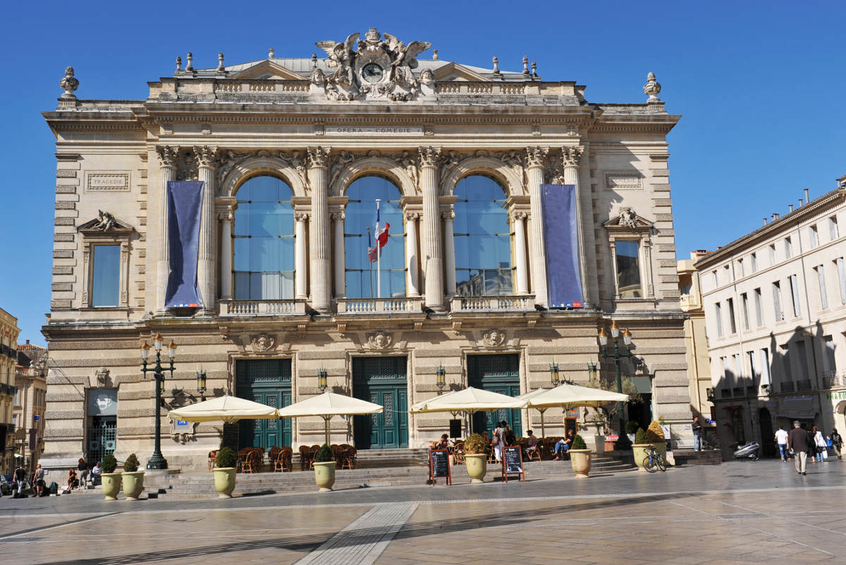 Free tour dans Montpellier. C'est gratuit !