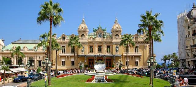 Excursión a Mónaco y Eze