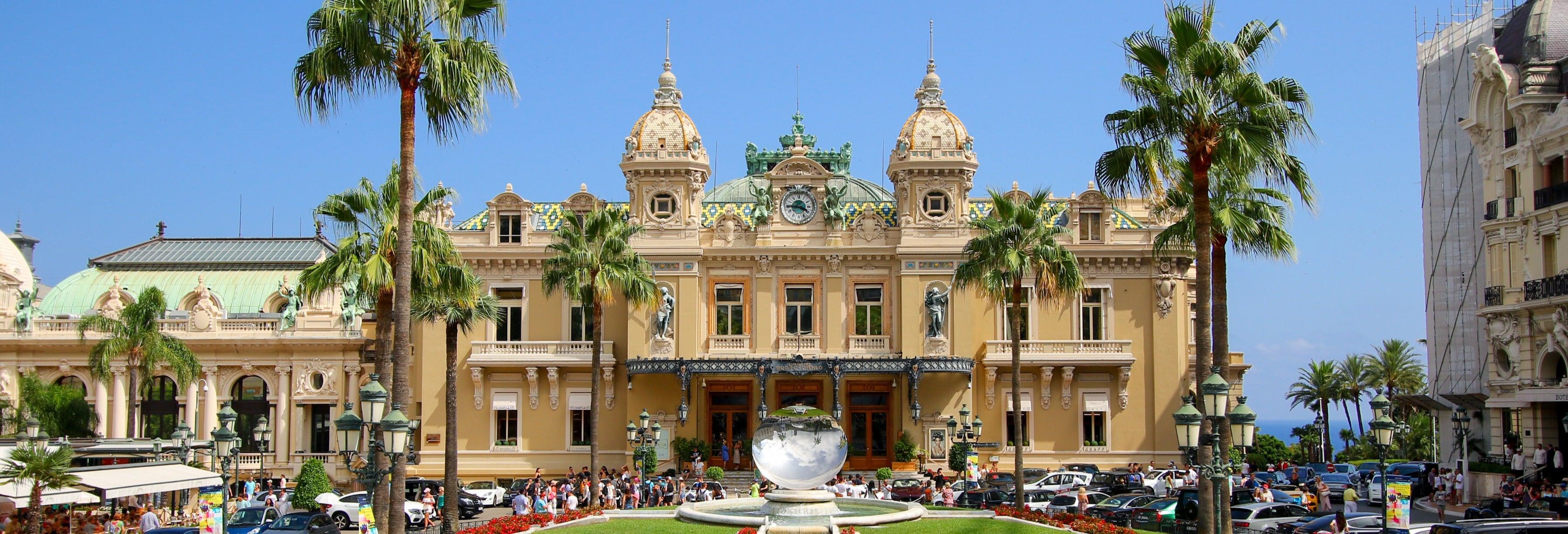 Excursión a Mónaco, Eze y La Turbie