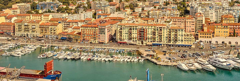 Excursión por Niza, Mónaco y Montecarlo
