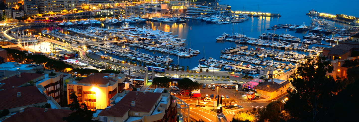 Night Tour of Monaco