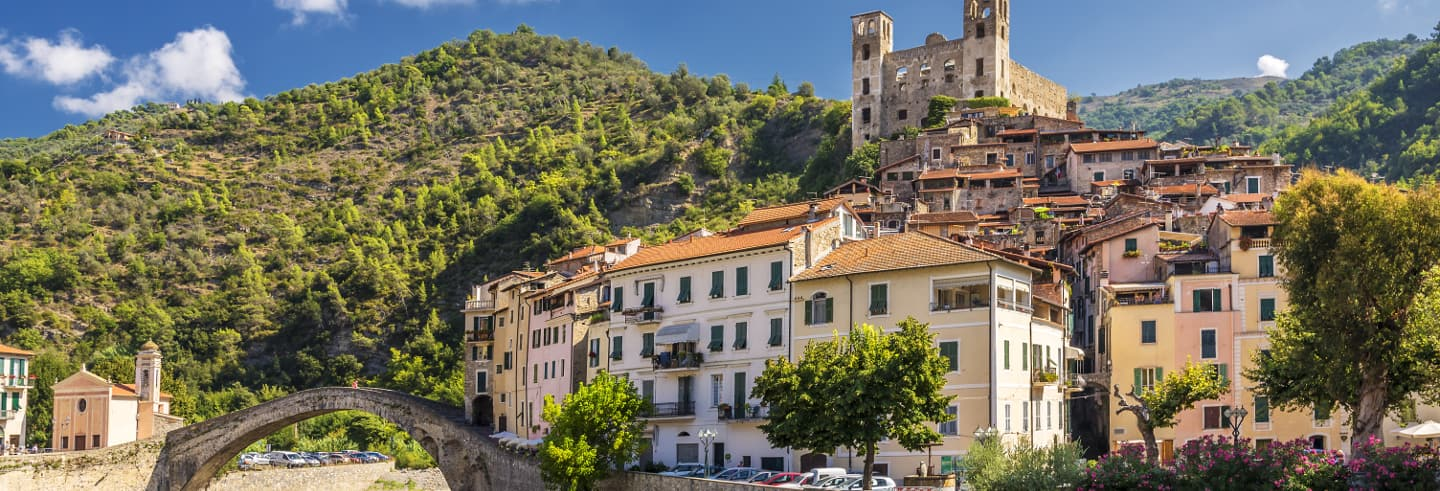 Excursion to Ventimiglia and Dolceacqua