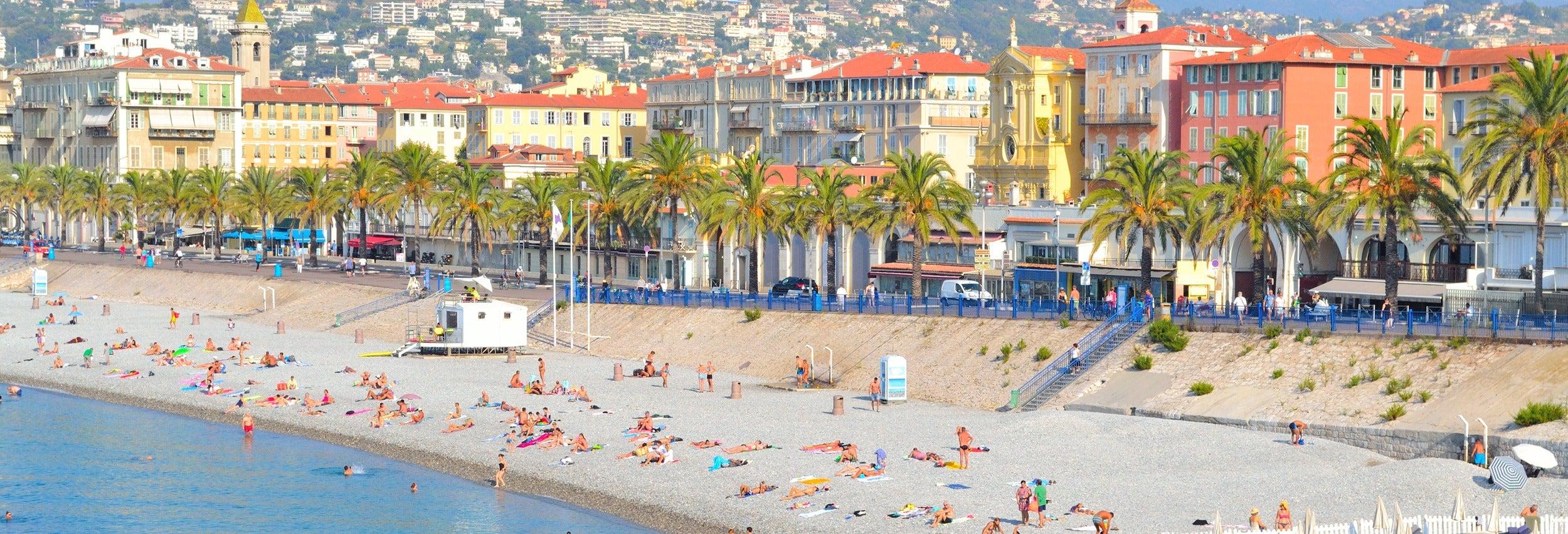 Visite panoramique dans Nice