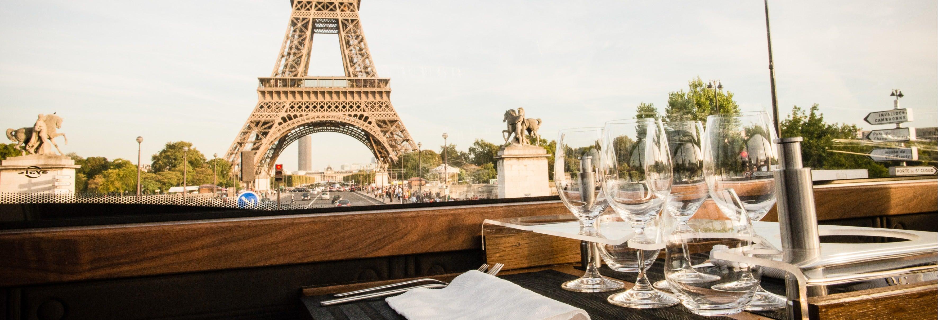 Paris Gourmet Bus Tour