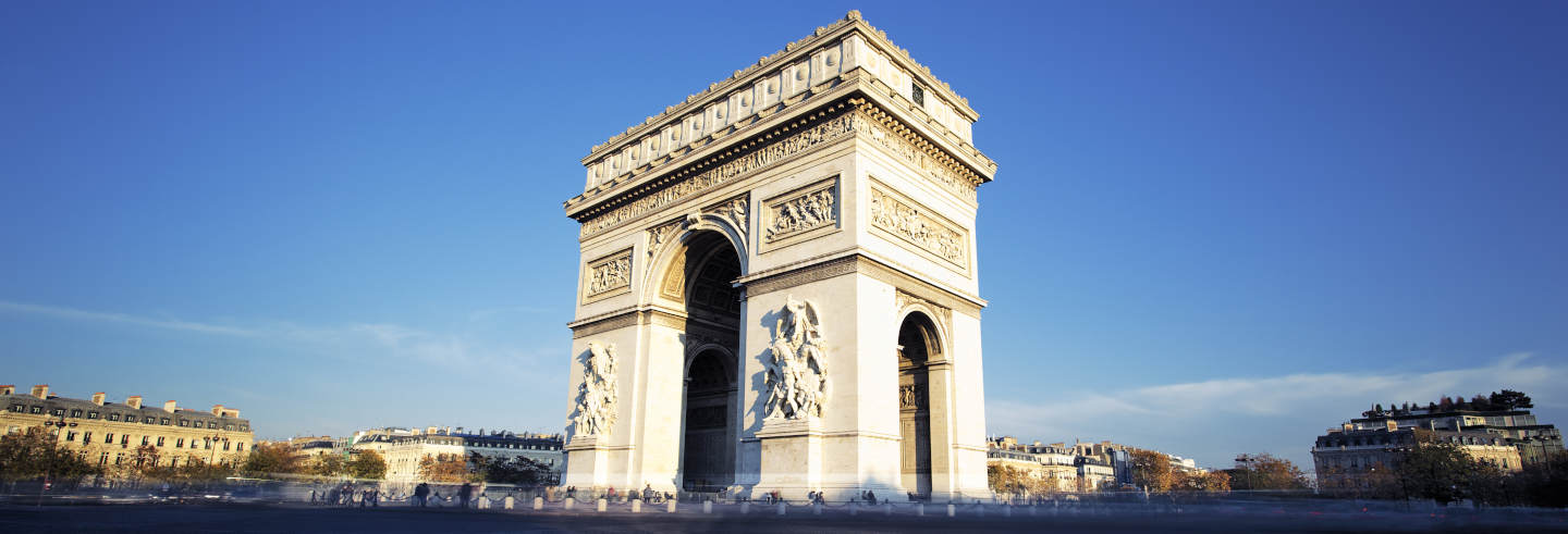 Arc de Triomphe Skip the Line Ticket