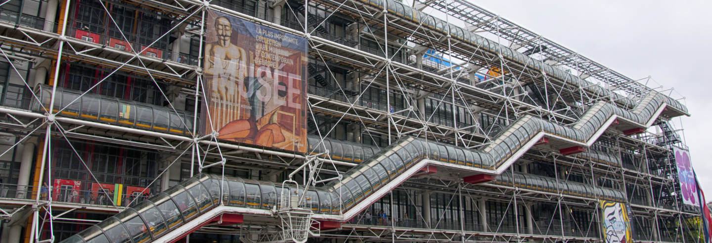 Centre Pompidou Tickets