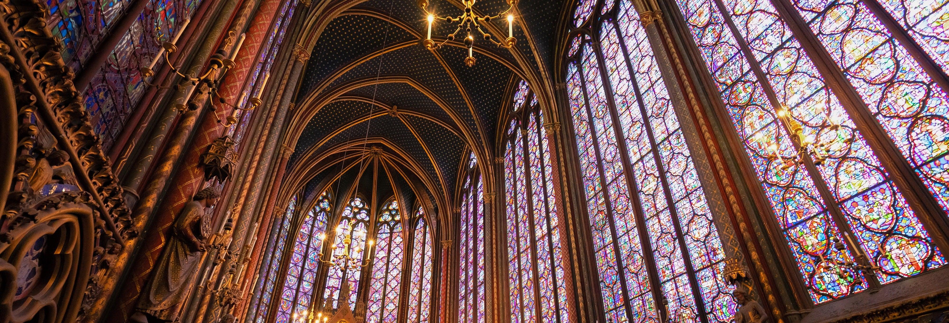 Ingresso da Conciergerie e Sainte-Chapelle sem filas