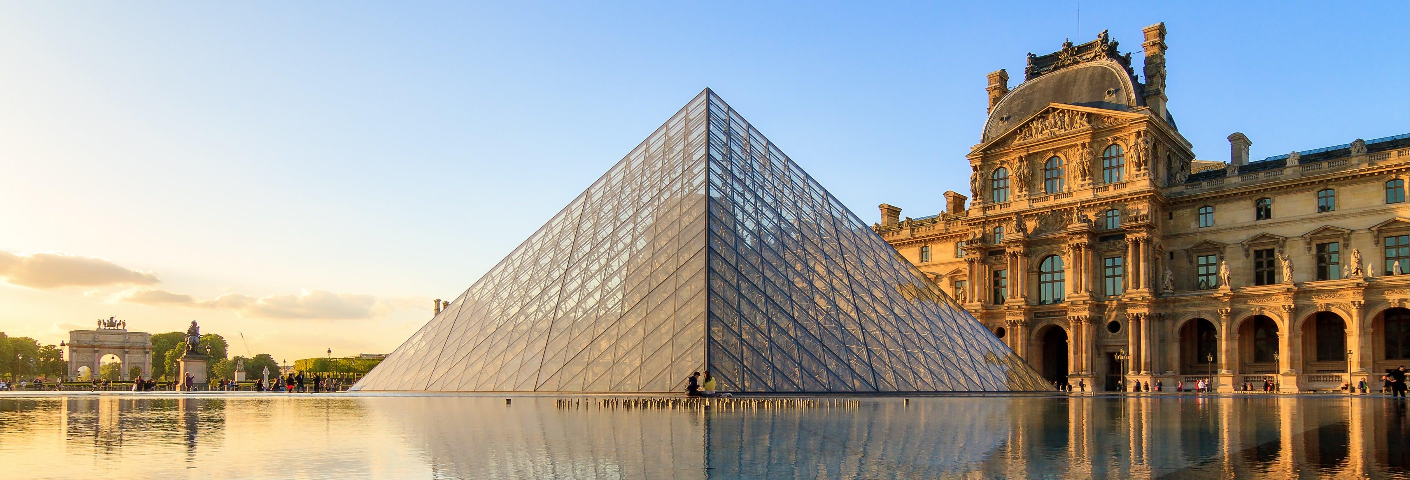 Entrada al Museo del Louvre sin colas