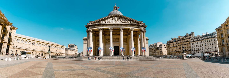 Entrée au Panthéon de Paris sans file d'attente