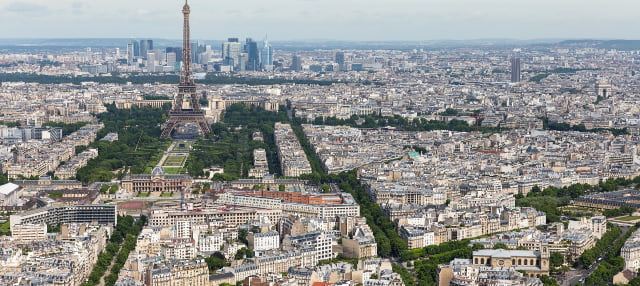 Entrada a la Torre Montparnasse