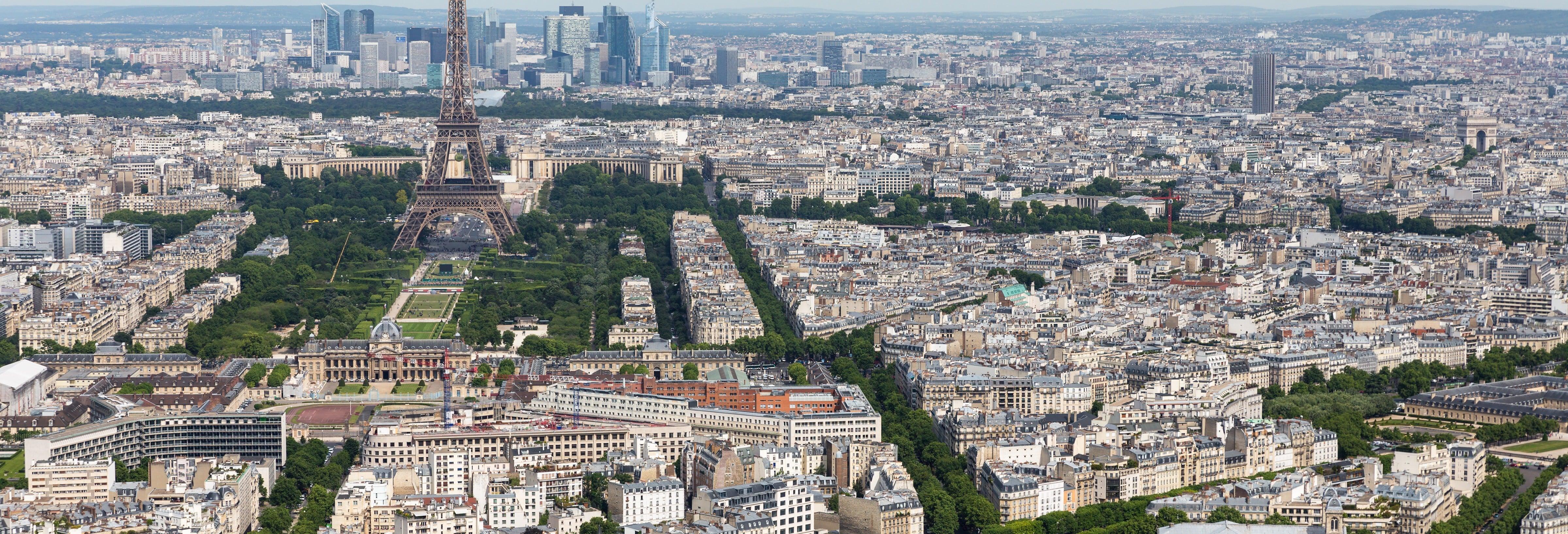 Montparnasse Tower Ticket