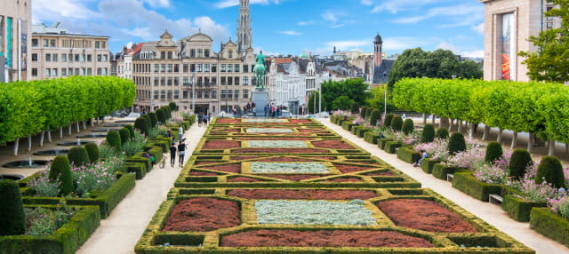 Brussels Self-Guided Day Trip