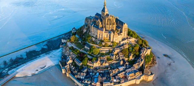 Excursión a Mont Saint Michel