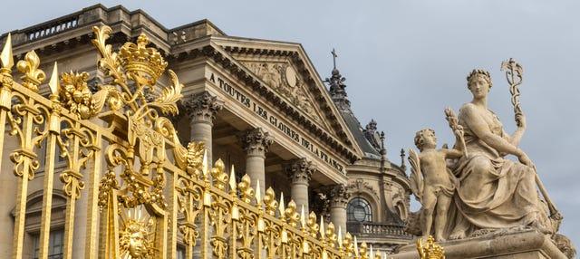 Excursión al Palacio de Versalles en tren
