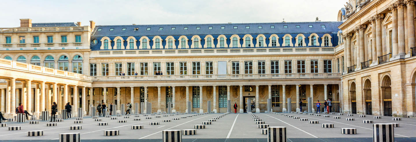 Paris Covered Passages + Royal Palace Free Tour