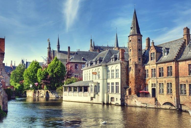Excursion à Bruges