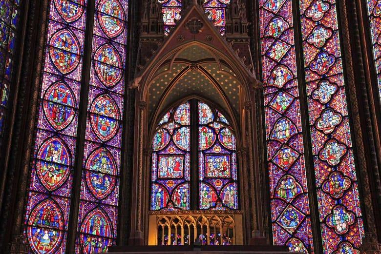Entrée coupe-file pour la Conciergerie et la Sainte-Chapelle
