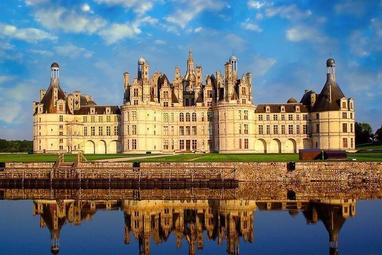 Excursi n a los castillos del loira desde par s - Castillo de chambord ...
