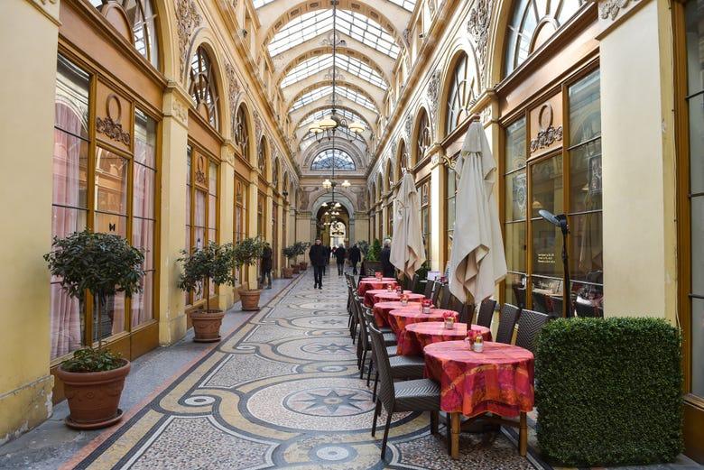 Balade au cœur des galeries et des passages couverts de Paris