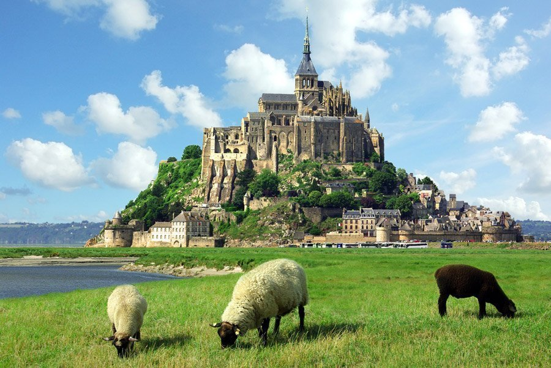 Mont-Saint-Michel et Châteaux de la Loire en 2 ou 3 jours