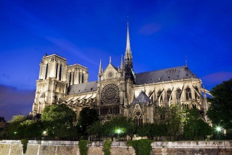 Catedral de Notredame de París