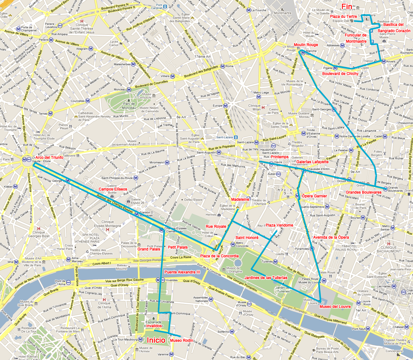 Map of Paris - Paris Interactive map Map My Delivery Route on map out a route trip, map my place, mapping a route, map of my land, map my drives, map my name, map my state, chart my route, map my trip, plan my route, map my run, map sf 5k route, map my city, map my distance,
