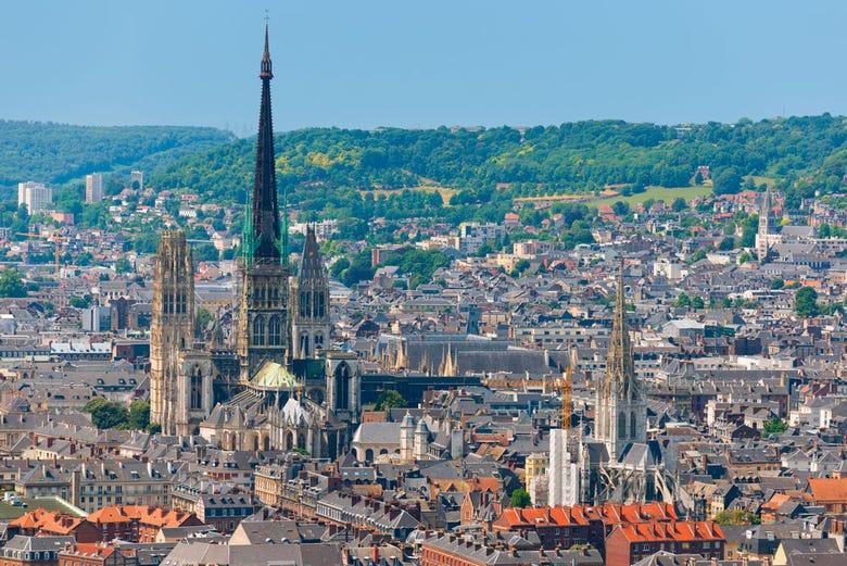 Normandie et Val de Loire en 3 ou 4 jours