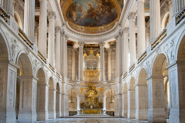 Tour di Versailles e le Grandi Acque Musicali, Parigi