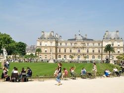Giardini del lussemburgo zone verdi e di relax a parigi for Jardines de luxemburgo paris