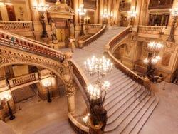 ,Opera Garnier,Visita guiada