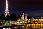 Paris City Night Tour and Moulin Rouge Show