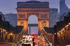 Arco Del Triunfo El Monumento Mas Representativo De Paris