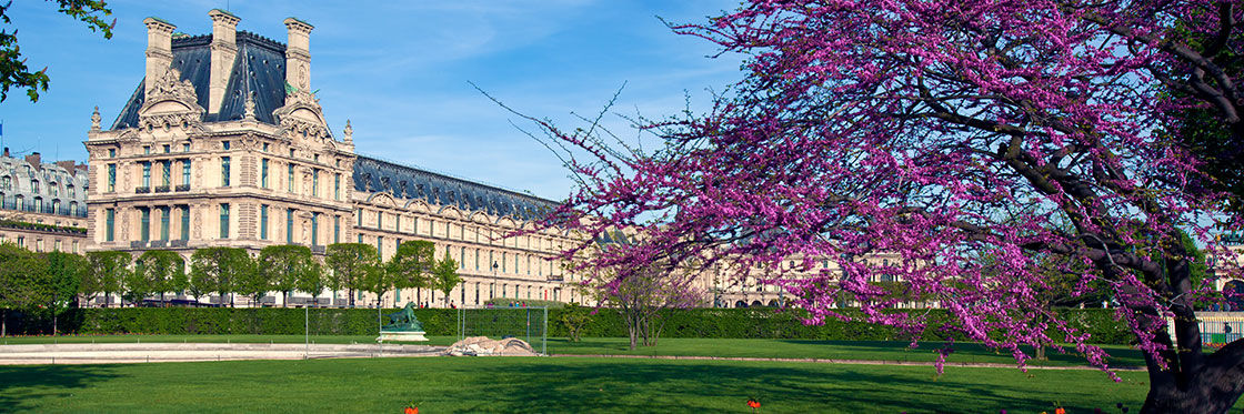 Jardin des Tuileries - The first garden opened to the public