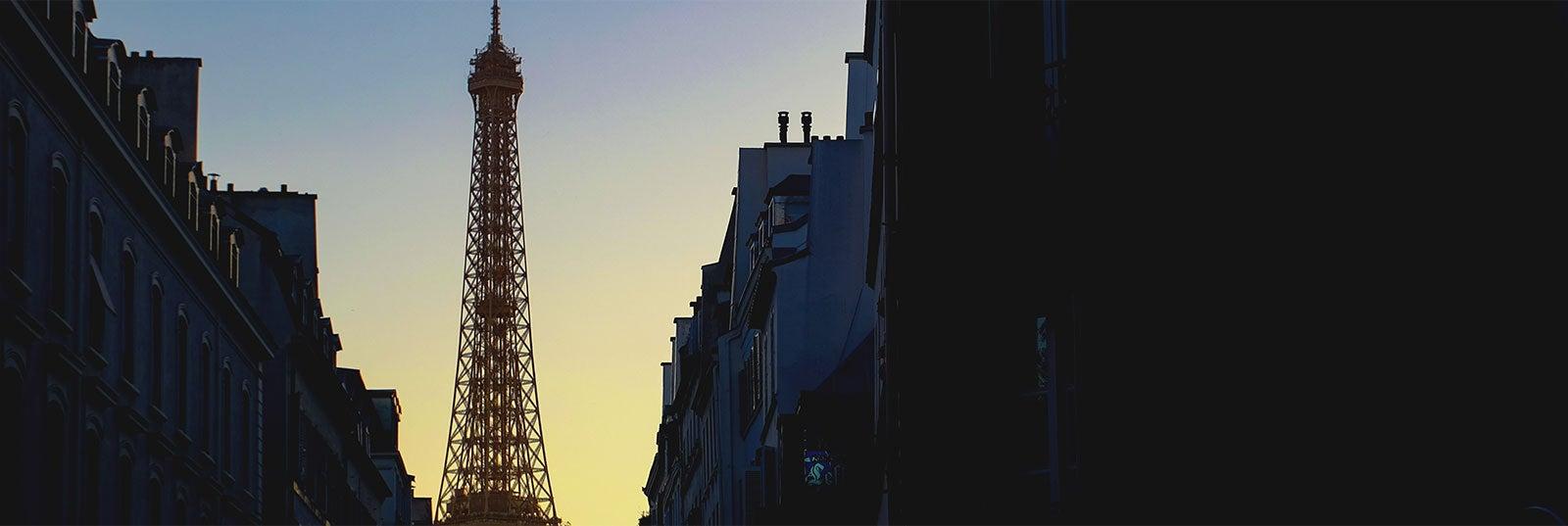 Guía turística de Paris