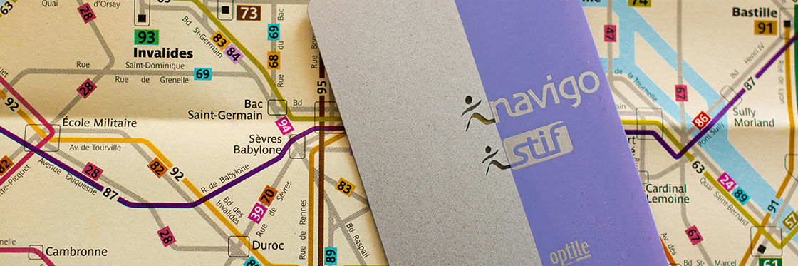 Passe Navigo