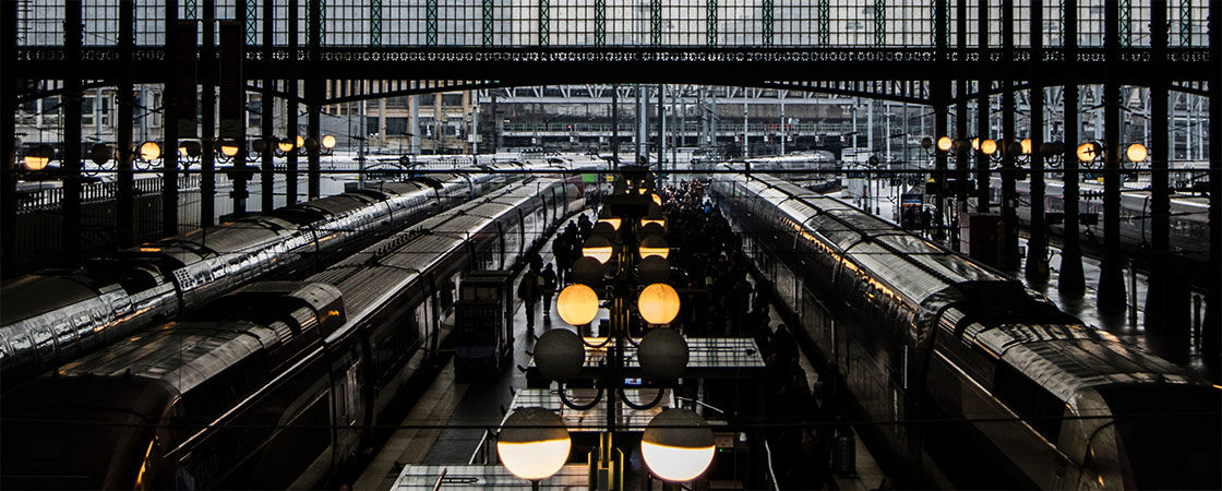 Trasporto a Parigi