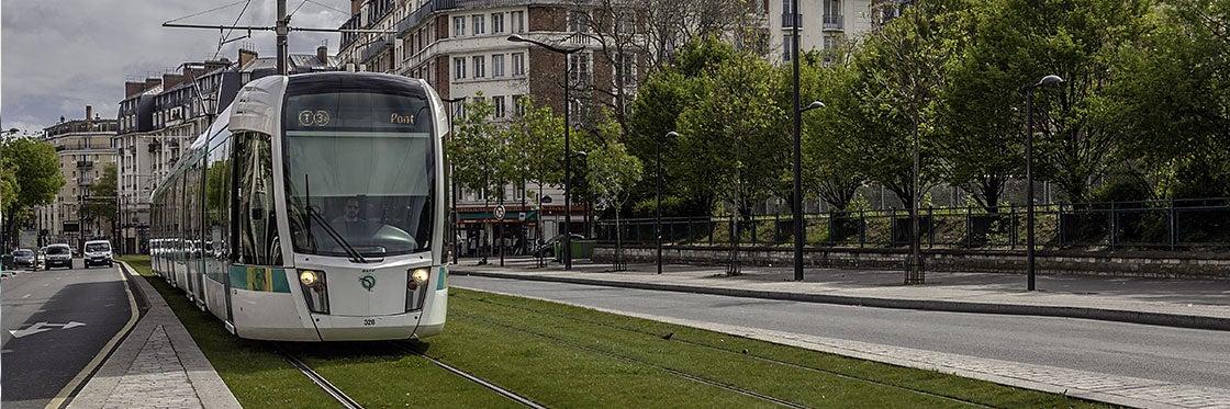 Tram di Parigi