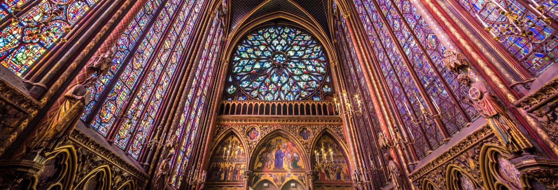 Catedral de Notre Dame + Sainte Chapelle