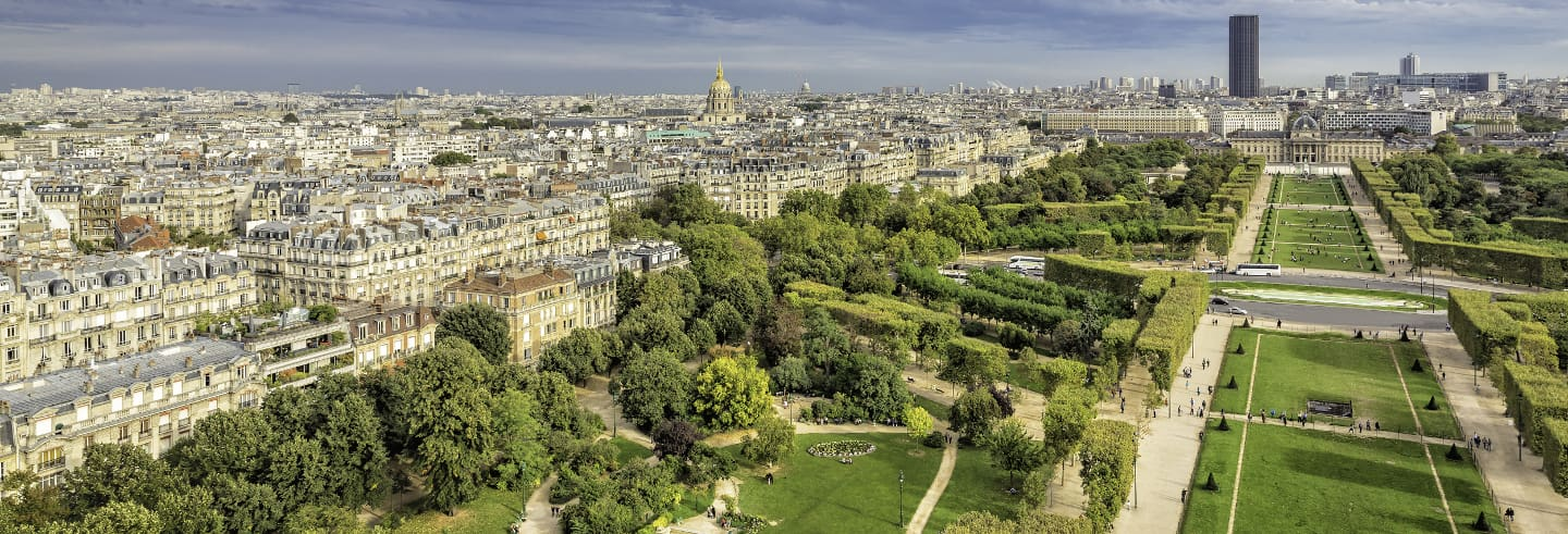Paseo en helicóptero por París