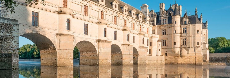Tour de 2 dias pelos Castelos do Loire