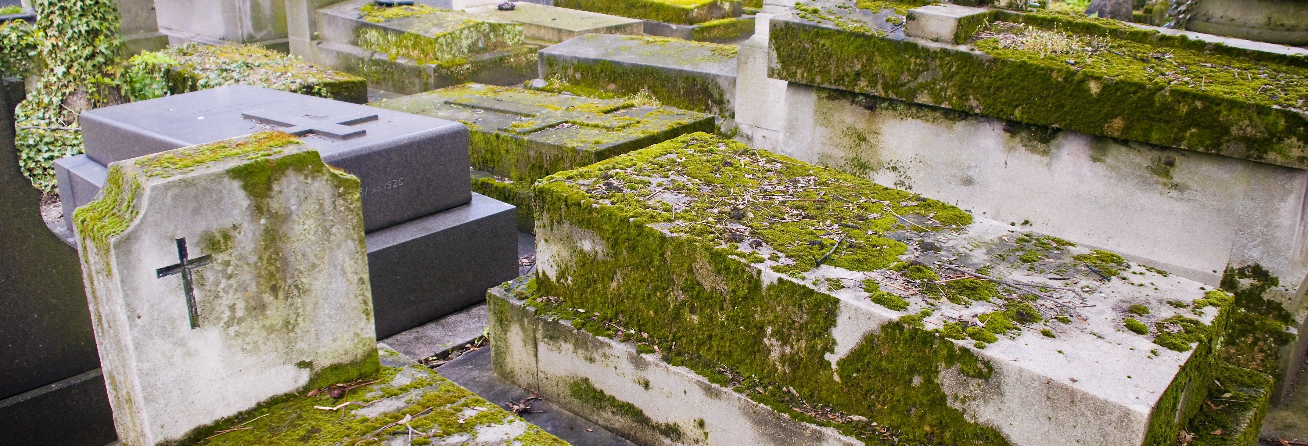 Tour por el cementerio Père Lachaise