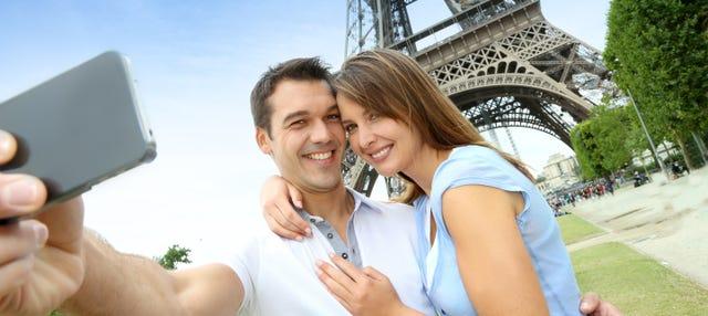 Tour de París para Instagram