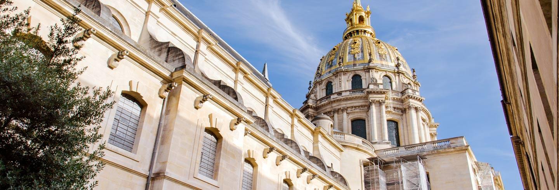 Visite de l'Hôtel des Invalides et du Musée de l'Armée